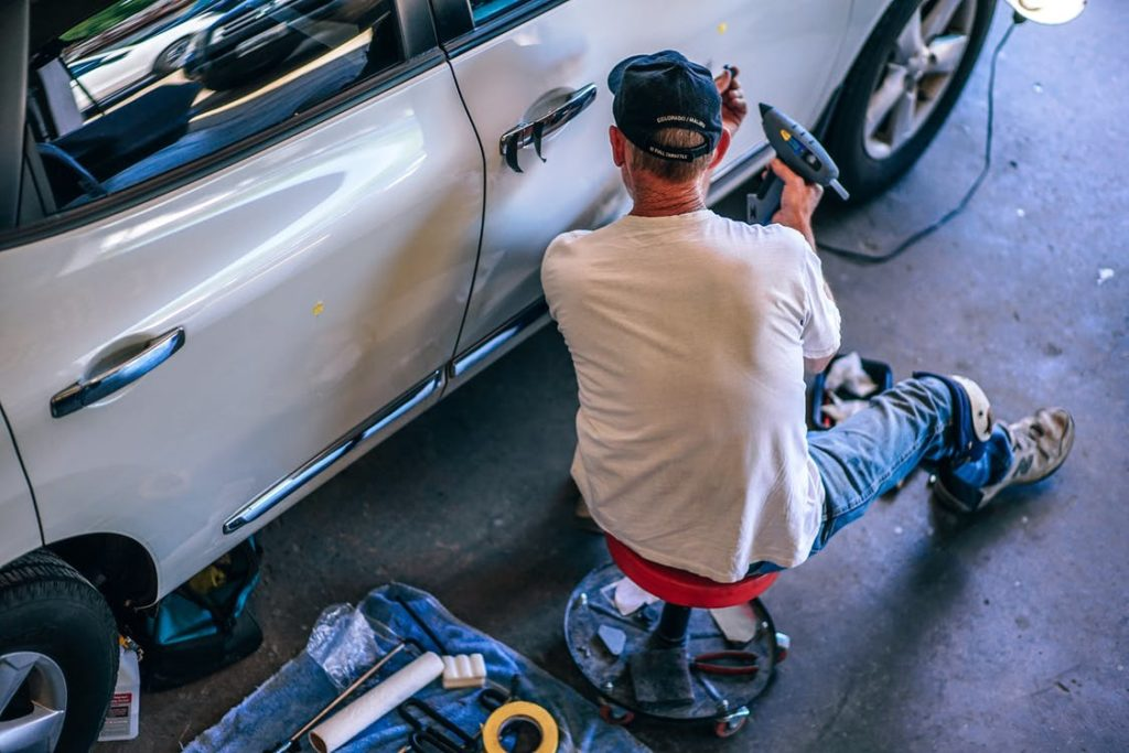 Autobody Car Repair