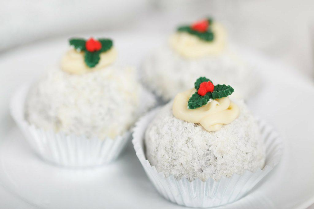 Cake Christmas Decoration